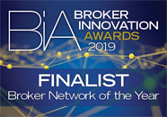 Broker Innovation Awards 2019 - Finalist